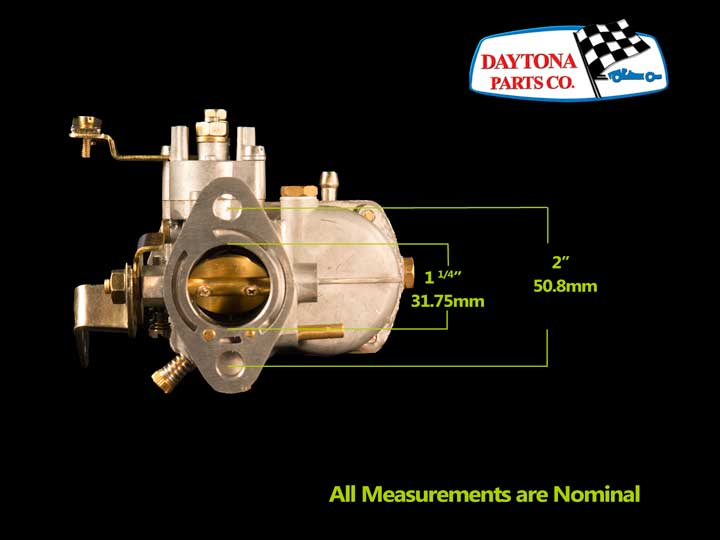 Daytona Parts Industrial Carburetor